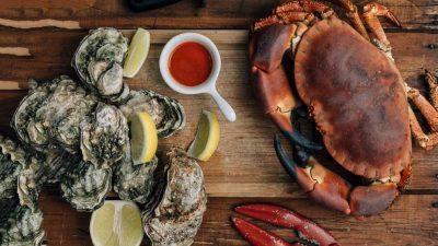 The Oystermen london restaurant